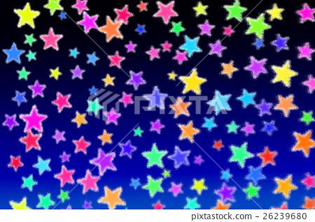 Star and night sky 26239680