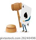黑桃 木槌 木錘 26240496