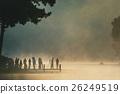 霧 泰國 湖泊 26249519