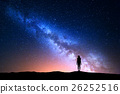 milky, way, woman 26252516