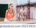 女人 女性 网球 26253835