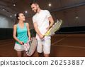 选手 网球 指导员 26253887