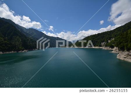 Scenery of Kurobe Dam ④ 26255155