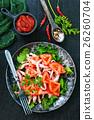 dish, red, salad 26260704