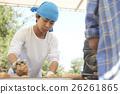 體驗農業經驗的年輕人 26261865
