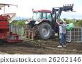農業 農場機械 豐收 26262146
