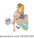 woman shoes female 26264289