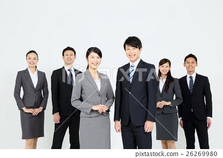 businessman, business woman, businesswoman 26269980