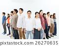 人們便衣大量的人 26270635