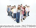 人們便衣大量的人 26270640