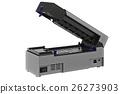 Barcode printer open 26273903