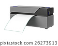 Barcode printer technology 26273913