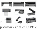 Barcode printer set 26273917