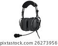 Headphones aviation equipment 26273956