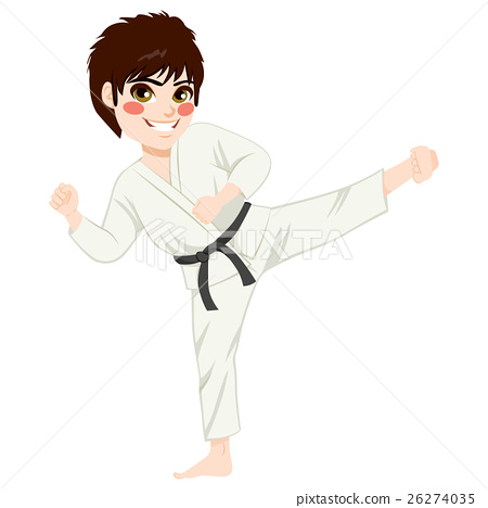 Karate Kid Kick 26274035