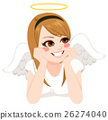Angel Teenage Girl 26274040