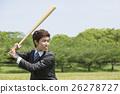擊球手 棒球 獲得設定 26278727