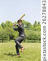 商務人士 擊球手 獲得設定 26278843