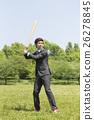 商務人士 擊球手 獲得設定 26278845