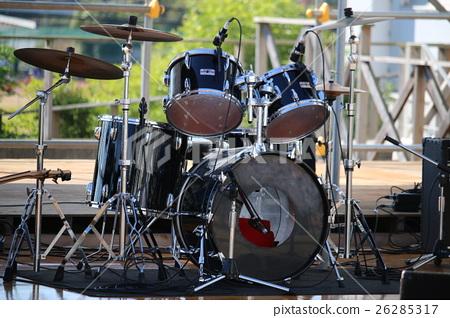 Drum set outdoor 26285317