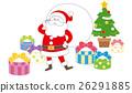 vector, vectors, christmas 26291885