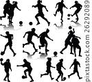 woman soccer 26292089