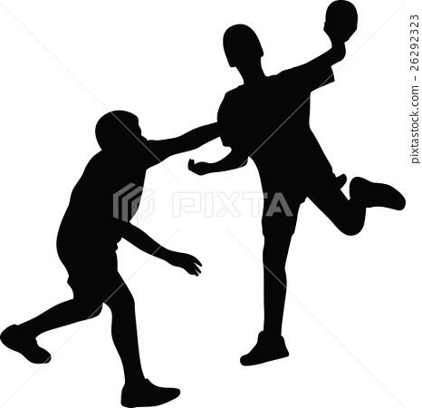 handball player 26292323