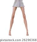 皮膚 模型 模特 26296368