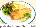 fish and chips 26300340
