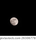 full moon with clear sky image. 26306778