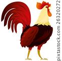 Mr rooster illustration 02 26320272