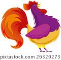 Mr rooster illustration 03 26320273