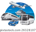 transports for travel 26328107