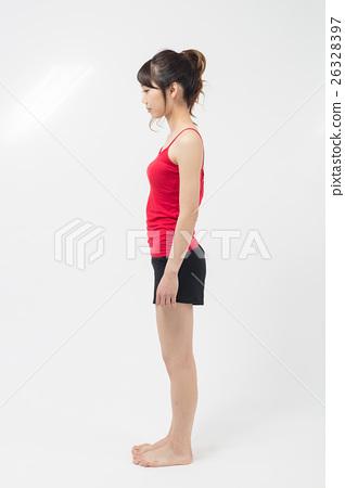 Women in sportswear 26328397