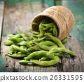 edamame, beans, bean 26331595