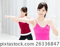 여성 운동 이미지 26336847