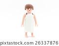 浴巾 夫人 雌 26337876