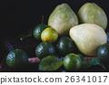 Green Pomelos 26341017