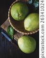 Green Pomelos 26341024