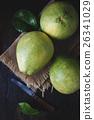 Green Pomelos 26341029