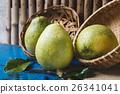 Green Pomelos 26341041