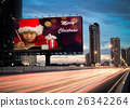 Christmas billboard 26342264