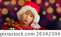 Children are a gift received from Santa 26342304