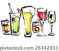 酒 飲料 喝 26342931