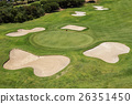 Golf course for players. 26351450