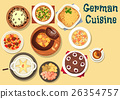 german, cuisine, vector 26354757