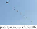 戰鬥機 日本航空自衛隊 降落傘 26356407