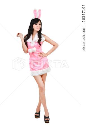 Sexy bunny girl 26357193
