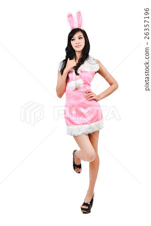 Sexy bunny girl 26357196