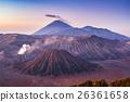 山峰 火山岩 火山 26361658